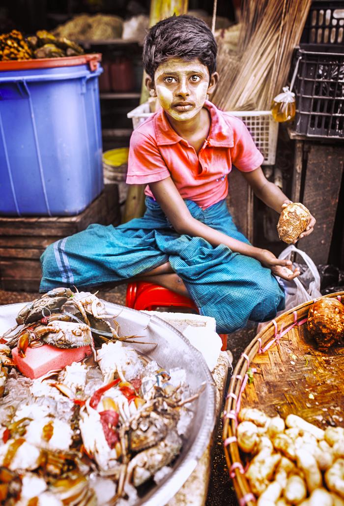 Chinatown - Yangoon